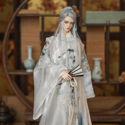 taobao agent Ringdoll ring human form Yinchuan official clothes Rc70 BJD doll SD uncle body male baby clothes