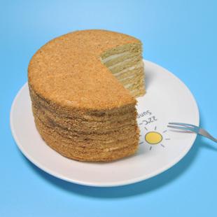 【俄罗斯进口】提拉米苏蛋糕450g
