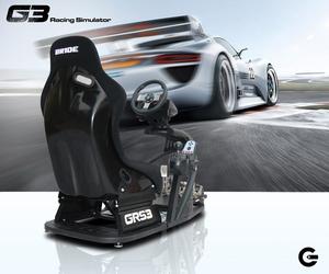 Trò chơi đua xe mô phỏng G3 Bracket FANATEC Logitech Tudor Chỉ đạo khung bánh xe