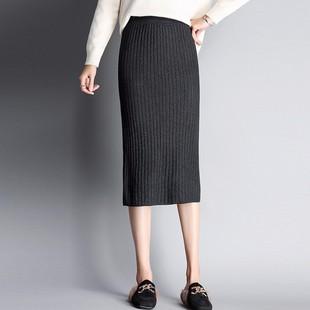 春季新款潮流半身裙女秋修身包臀裙
