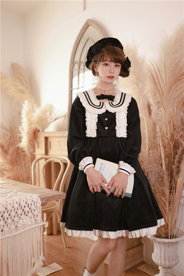taobao agent 【To Alice】C5443 original Annie's daily dress【collect】