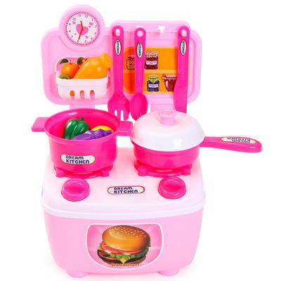 儿童过家家做饭男女孩玩具