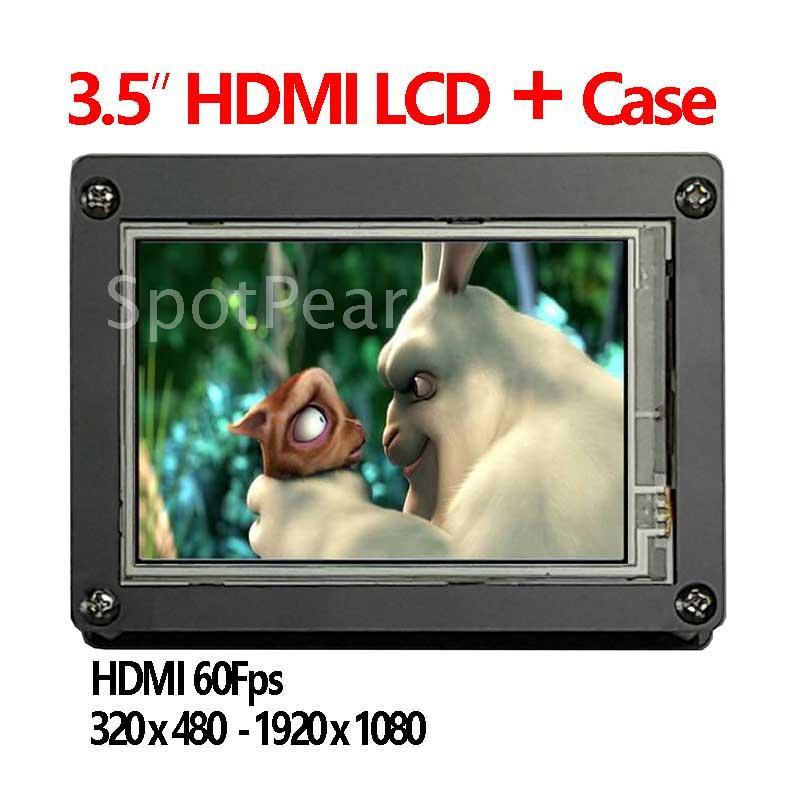 37 03]cheap purchase Raspberry Pi zero w 3 5 inch LCD HDMI IPS