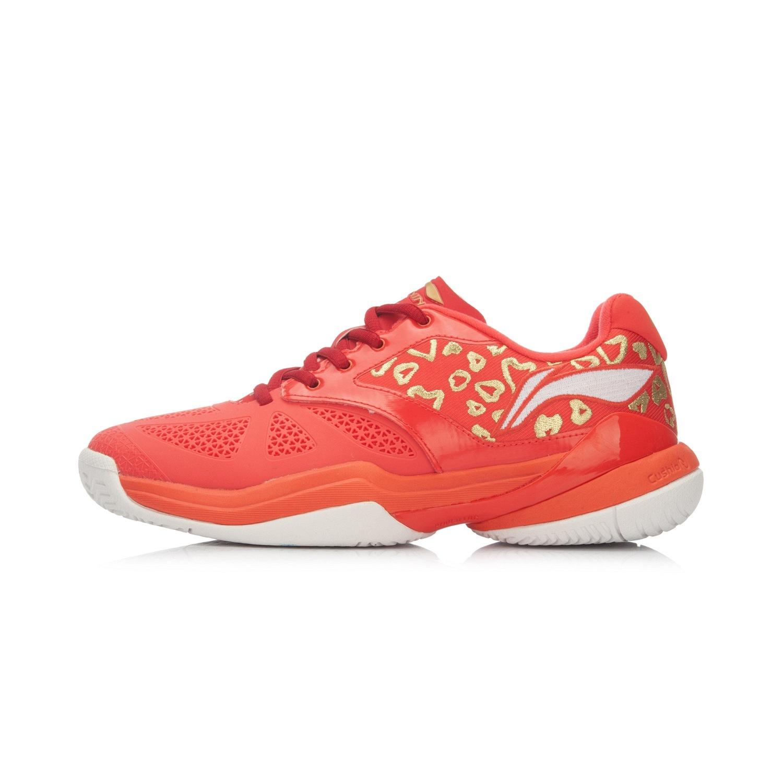 Li Ning giày của phụ nữ giày quần vợt giày thể thao thoáng khí sốc hấp thụ mặc giày chạy thể dục ngoài trời xu hướng giày sinh viên