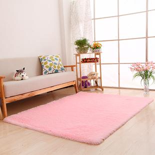 简约现代床前床边卧室地毯