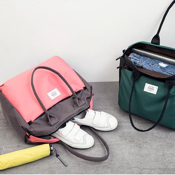 Du lịch đường dài túi kinh doanh có thể được chèn vào túi hành lý dung lượng lớn một vai túi du lịch xách tay hành lý túi phòng tập thể dục túi