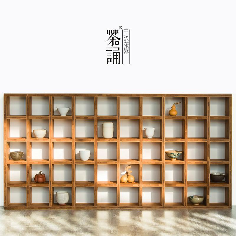 73 08 Duobaoge Tea Cup Shelf Teapot