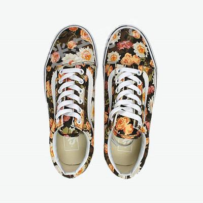 范斯女鞋VANS Old Skool滑板鞋没玫瑰花女子休闲鞋VN0A38G1O3A-郑大大鞋业