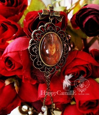 taobao agent SD BJD Doll Jewelry Unique Variety Optional Guardian Necklace Three Color Selection