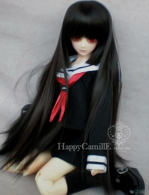 taobao agent BJD/SD doll baby clothes/school uniform hell girl little love sailor suit 6 points 4 points 3 points big girl 1/4
