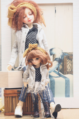 taobao agent 【endless】Baby clothes suit bjd modern style baby clothes sd/ai/as/dz, island club and other sizes