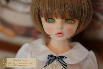 taobao agent DO spot bjd doll 3 points 4 points giant baby 6 points baby hair dd mdd msd painting environment gem myou short hair