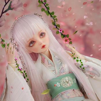 taobao agent ASDOLL angel workshop, bjd clothes,, quarter peach tree fine snow suit, CL420160309