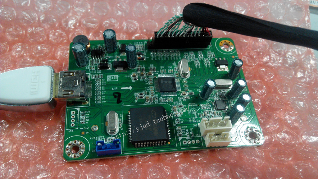 21 19] LVDS to HDMI adapter board conversion 1080P according