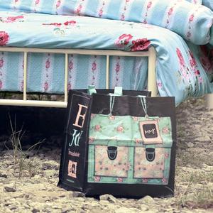 Bao bì túi rèm quilt handmade dày khăn cảm thấy muỗi net lưu trữ túi khăn tắm trong suốt đám cưới khác