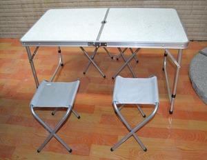 Tây an bàn gấp và ghế đồ gỗ ngoài trời nguồn cung cấp giải trí du lịch các thiết bị đi du lịch xách tay bàn ăn