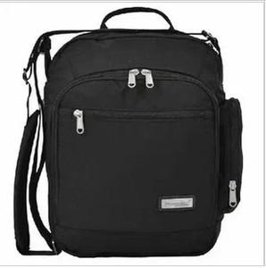 Onepolar cực đích thực nam kinh doanh ngoài trời túi messenger giản dị vai túi màu đen 5259