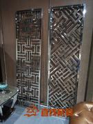 Bán Hot thép không gỉ màn hình grate cửa sổ thời trang trang trí tường phân vùng hiện đại Của Trung Quốc kỹ thuật tùy chỉnh đồ nội thất 5260