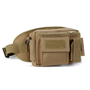 Boutique giải trí ngoài trời ngụy trang lĩnh vực quần áo quân đội nguồn cung cấp quạt mới đa chức năng túi túi thể thao túi máy ảnh