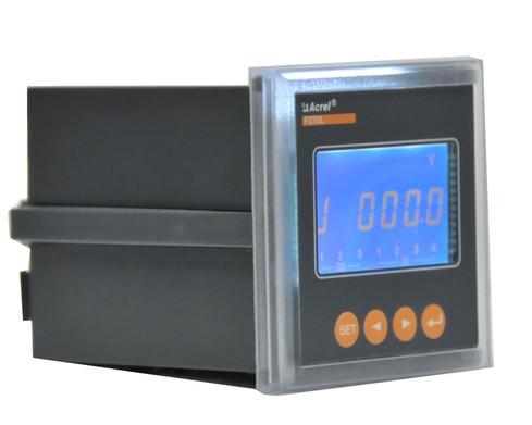 安科瑞厂家直销PZ72L-AV/M 带4-20mA模拟量 单相液晶 显示电压表