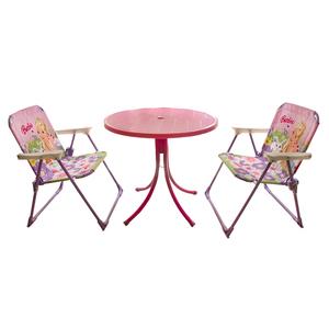 Ban đầu nhập khẩu trẻ em ngoài trời di động đơn giản gấp bàn ghế bộ cô gái đồ nội thất phòng thiết lập bảng và ghế