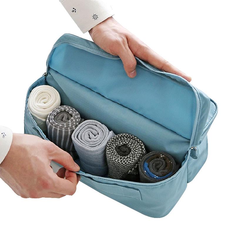 Bộ sưu tập du lịch các phụ kiện quần áo khác, túi xách, du lịch Hàn Quốc, đồ lót đa chức năng, đồ lót, túi lưu trữ riêng biệt, chuyến đi công tác