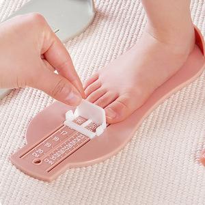 Bé bé chân giày bên trong chiều dài con chân góc chân chiều dài thiết bị đo để mua giày khác bé cung cấp giày