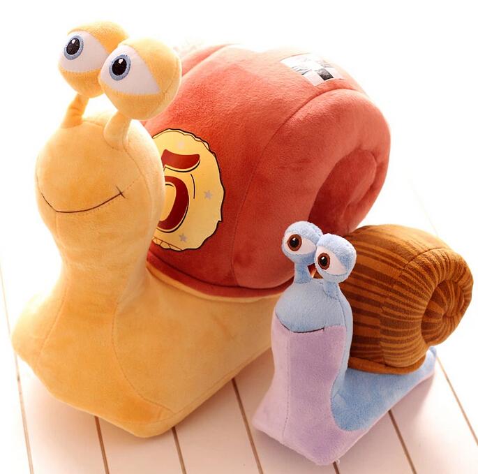 Phim hoạt hình búp bê sang trọng búp bê búp bê giẻ rách búp bê nhỏ ốc sên búp bê ngày trẻ em quà tặng sinh nhật - Đồ chơi mềm