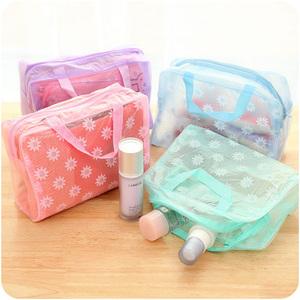 Rửa túi du lịch trong suốt lưu trữ túi làm sạch nguồn cung cấp chăm sóc phân loại túi d phòng tắm không thấm nước rửa túi mỹ phẩm túi