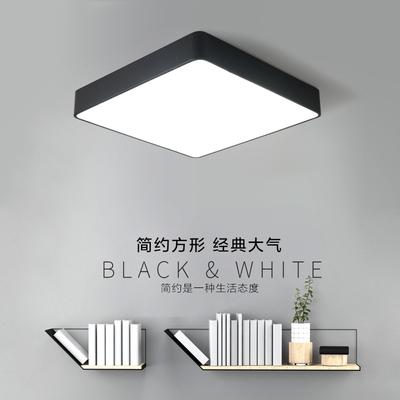 【灯的艺术与设计】 LED现代简约客厅书房卧室过