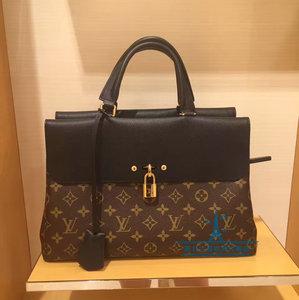 法国专柜正品代购LV 女包手提包老花时尚单肩包Venus 手袋 M41737