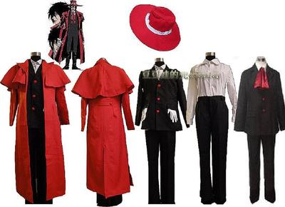 taobao agent cosplay anime game hell song arcado cos clothing free shipping customization