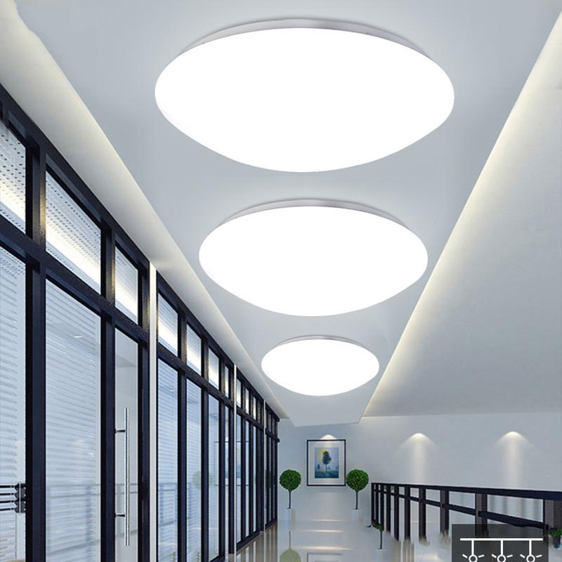 网红款LED灯走廊圆形吸顶灯阳台厨卫灯饰