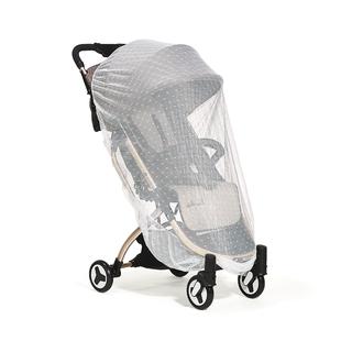 婴儿车蚊帐 全罩式手推车透气防蚊罩