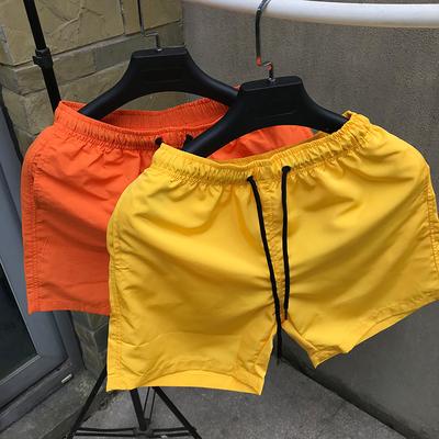 Quần short nam mùa hè lỏng quần âu quần bãi biển quần nhanh chóng làm khô vài thể thao giản dị mùa hè chạy quần Áo khoác đôi