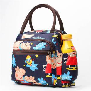 韩国可爱饭盒袋手提包妈咪包