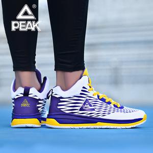 Đỉnh chính hãng giày bóng rổ nam giày thấp để giúp mùa xuân và mùa hè thoáng khí giày thể thao hấp thụ sốc chịu mài mòn chống trượt xi măng khởi động
