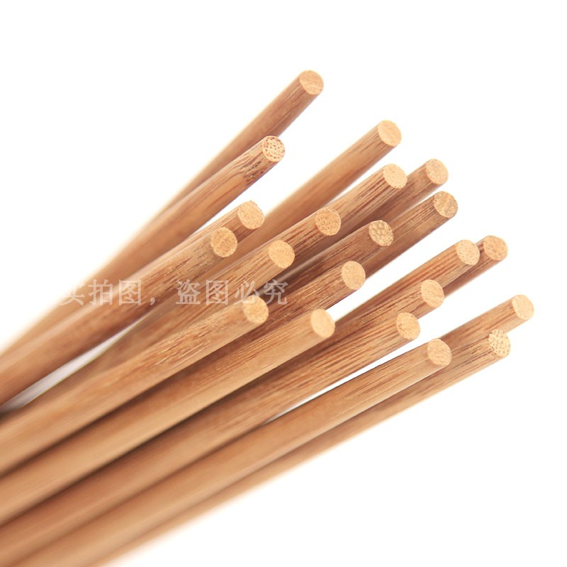 竹筷子防霉竹子天然无漆无蜡竹筷筷子筷子家用饭店餐厅