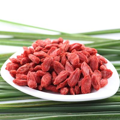 农家自产 宁夏中宁枸杞子特级红枸杞 大粒罐装250×2罐枸杞子