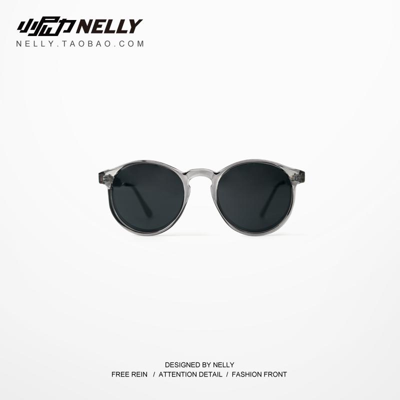 新款复古墨镜男女士太阳镜偏光镜潮人超黑明星款大框太阳眼镜