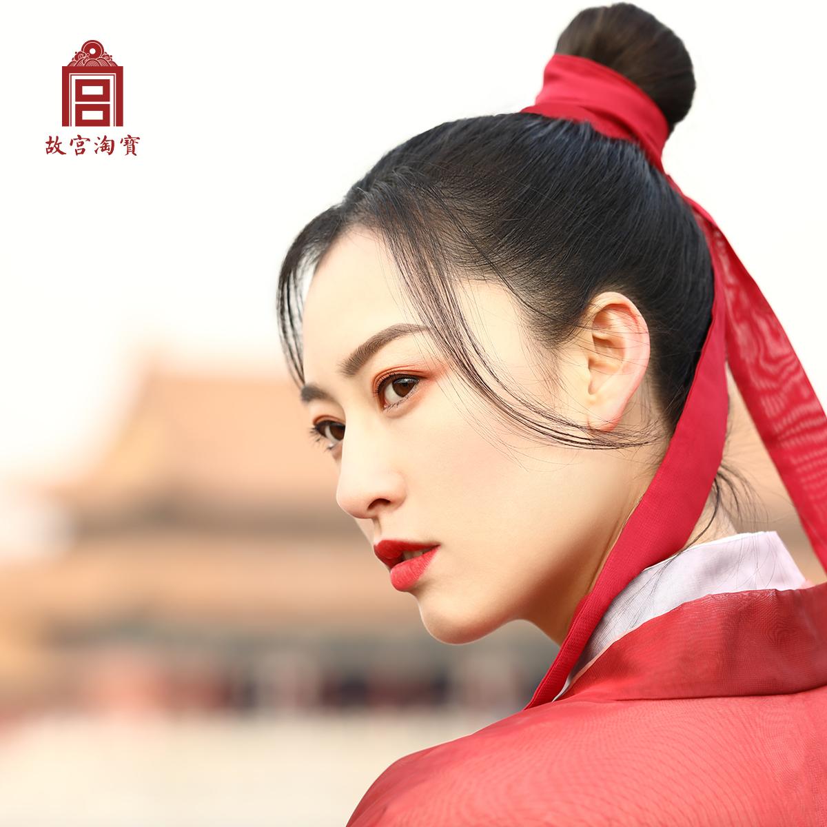【故宫彩妆】暗夜流光-螺钿滋润型口红(郎窑红、美人霁、胭脂)