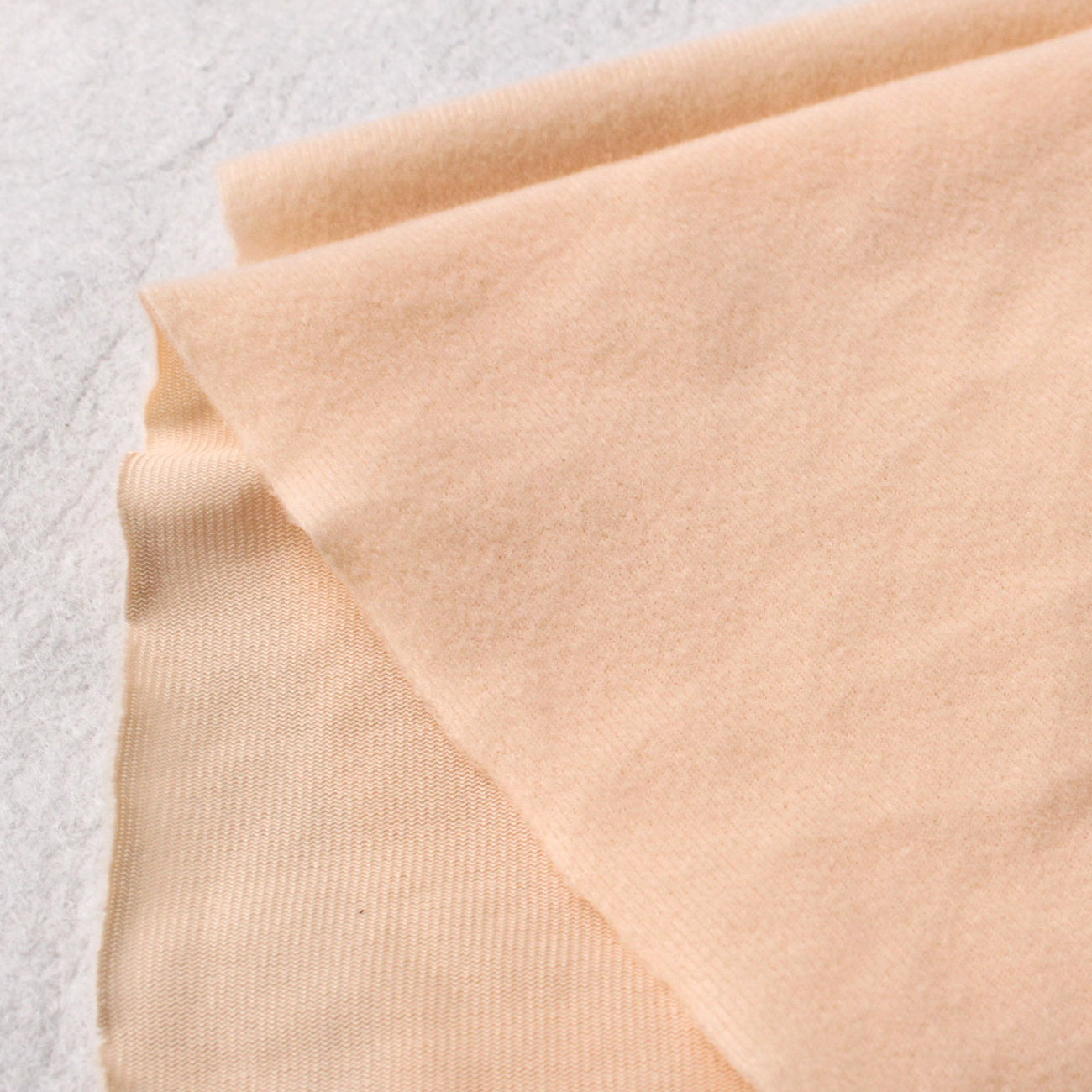 Peach Pima Cotton Doll Making Fabric quilting flesh pale pink skin ragdoll