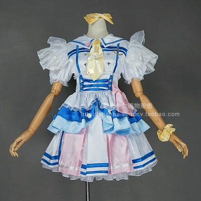 taobao agent Idol playing costume cosplay costume custom