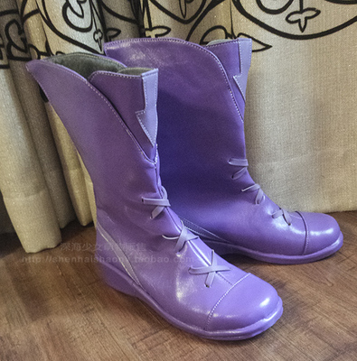 taobao agent Deep Sea Home】 5th anniversary video game Ari cosplay boots cos shoes
