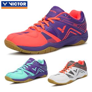 2018 mới chính hãng VICTOR victory A500 chuyên nghiệp cầu lông giày nam giới và phụ nữ giày siêu ánh sáng thở mùa hè A501