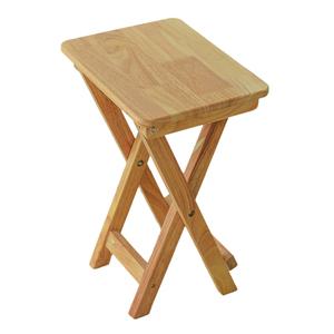 家用可折叠便携式儿童成人实木小板凳
