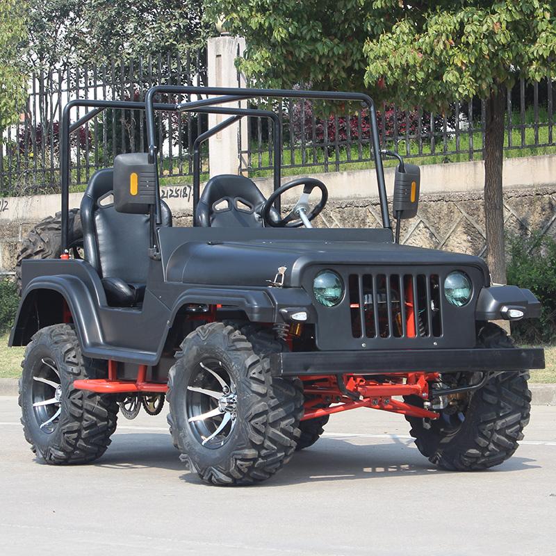 Tiger wolf xe tấn công jeep lớn bull ATV tất cả các địa hình kart bốn bánh xe bãi biển xe máy nông dân