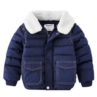 2018新款冬季儿童羽绒棉衣