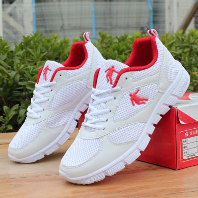 Của nam giới lưới giày thể thao mùa xuân và mùa hè của nam giới giày giày làm việc thoáng khí non-slip mặc giày chạy thanh niên giày thường