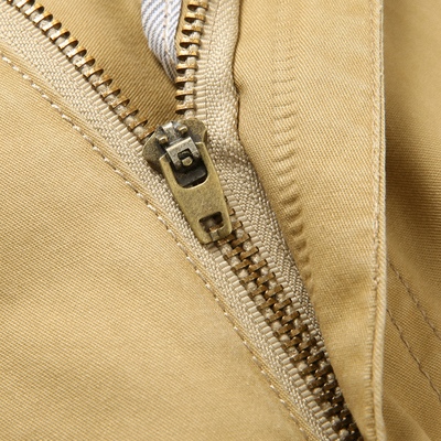 Quần nam cotton mùa hè Quần âu Quần dài nam mỏng Quần dài, quần thẳng - Quần mỏng